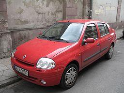 Renault Thalia in Krakow