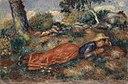 Renoir - Jeune fille couchée sur l'herbe, um 1890-1895.jpg