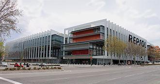 Repsol - Headquarters (Madrid, Spain)
