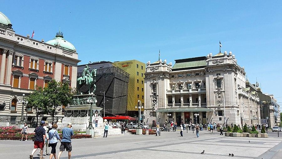 Republic Square (Belgrade)