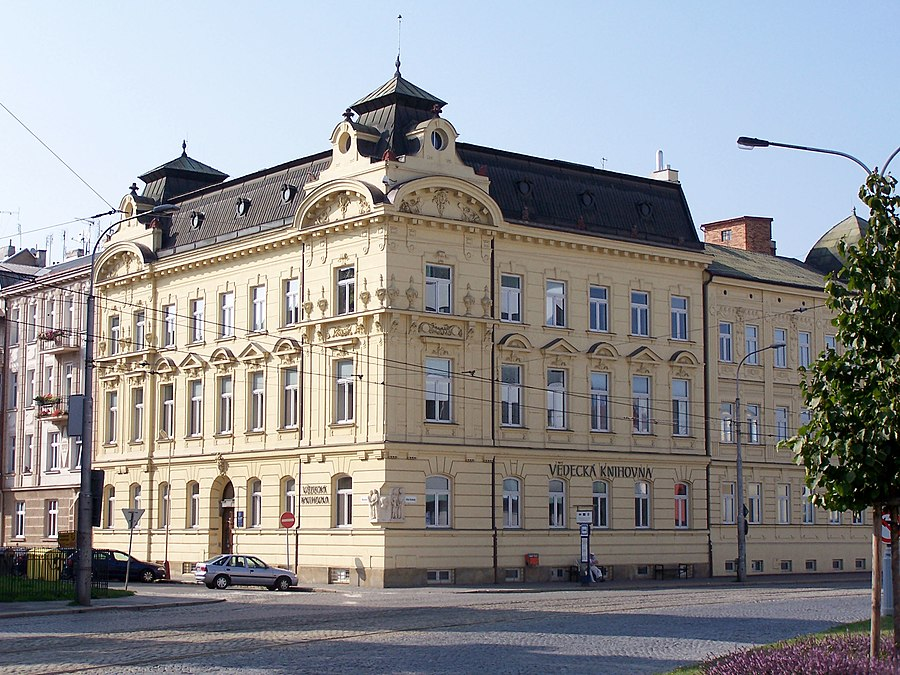 Research Library in Olomouc