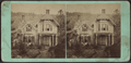 Residence of the daughters of J. Fenimore Cooper, by Smith, Washington G., 1828-1893.png