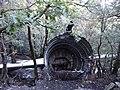 Restes de l'accident d'avió a l'Albera el 1986 (novembre 2012) - panoramio (3).jpg