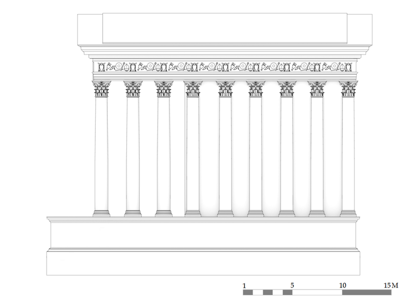 File:Restitution temple vespasien lateral.png