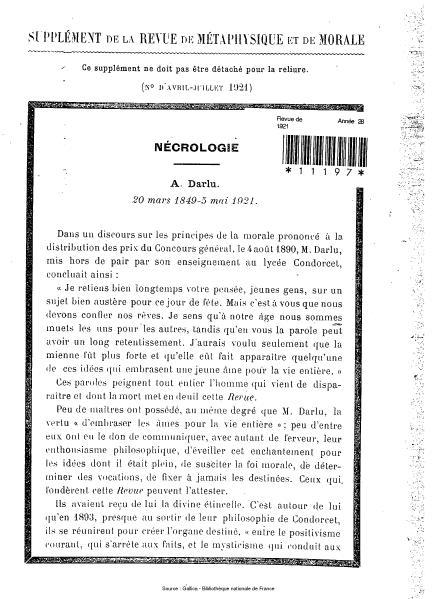 File:Revue de métaphysique et de morale, avril-juillet 1921.djvu