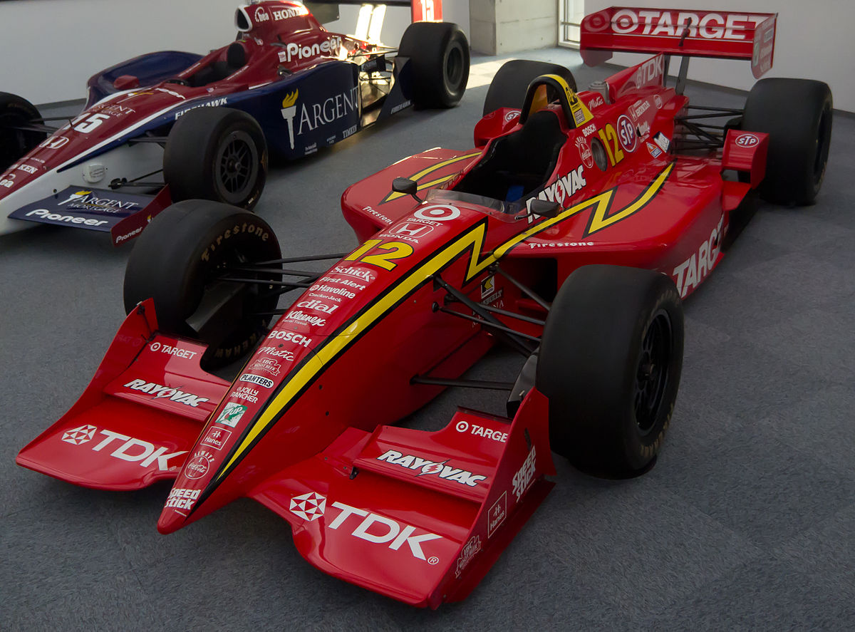 Temporada 1996 De La Cart Indycar World Series Wikipedia