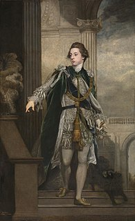 Frederick Howard, 5th Earl of Carlisle English noble and diplomat
