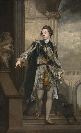 Carlisle Peace Commission - The Earl of Carlisle, who headed the commission