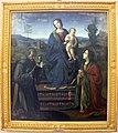 Ridolfo del ghirlandaio (attr.), madonna col bambino e santi, da s. andrea a mosciano, 1503, 01.JPG