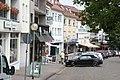 Riegelsberg, Häuserzeile Am Markt .JPG