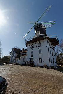Rieseby Place in Schleswig-Holstein, Germany