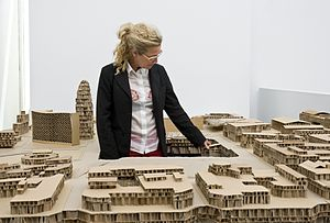 Rita McBride at MACBA.jpg