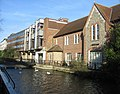 River Avon and The Maltings - geograph.org.uk - 780571.jpg