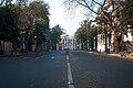 Road in front of Governor's House Kolkata.jpg