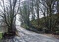 Roadside milk-stand, Cydawell, Cynwyl Elfed - geograph.org.uk - 1212979.jpg