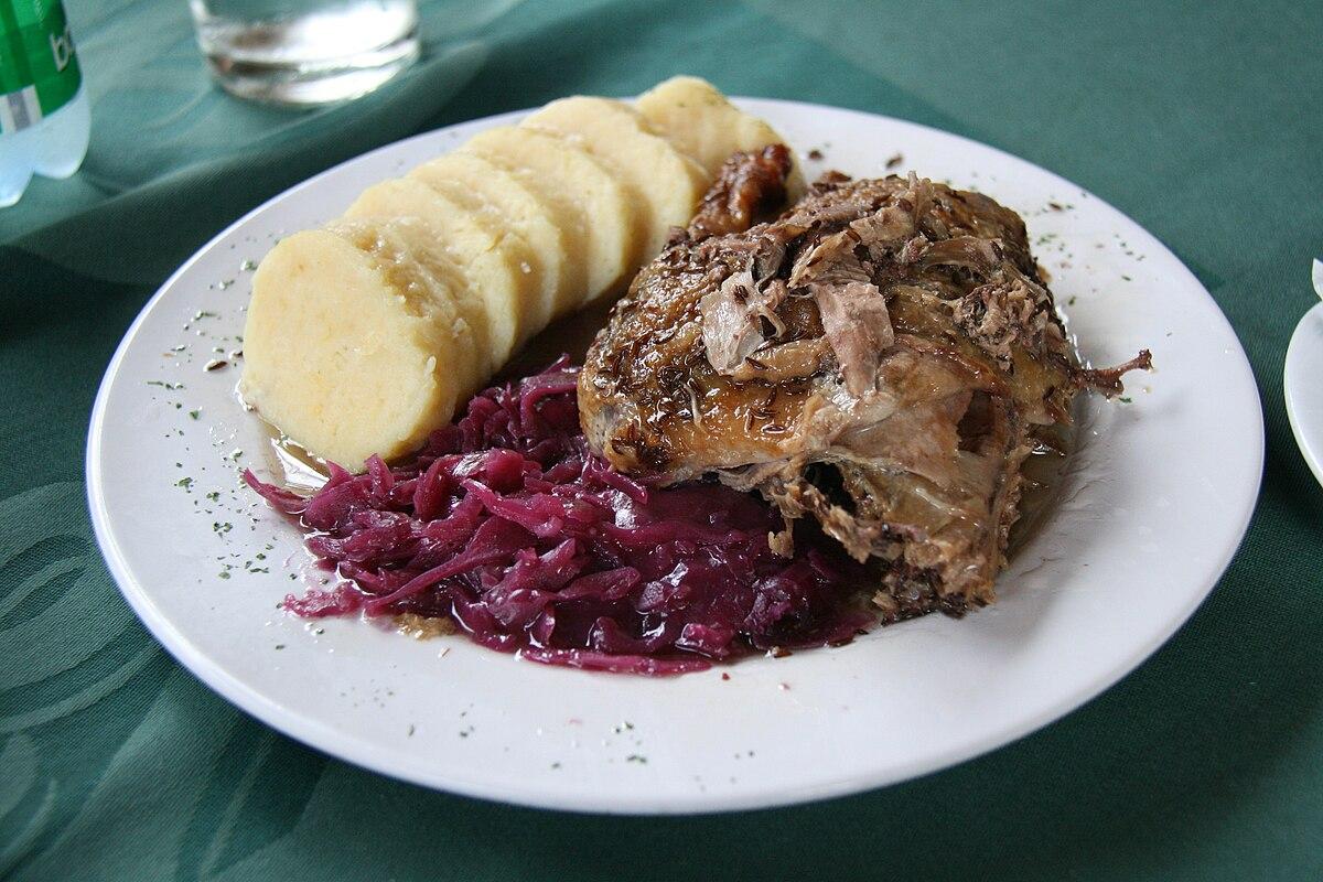 Cocina Checa | Gastronomia De La Republica Checa Wikipedia La Enciclopedia Libre