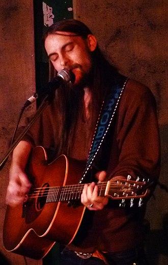 Robert Ellis (singer-songwriter) - Robert Ellis in 2012