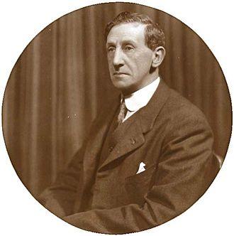 Robert Garran - Portrait of Garran in the 1930s