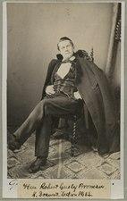 Robert Gustaf Broman, porträtt - SMV - H2 031.tif