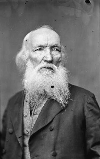 1876 in Wales - Robert Herbert Williams (Corfanydd, 1805-76) NLW3364191