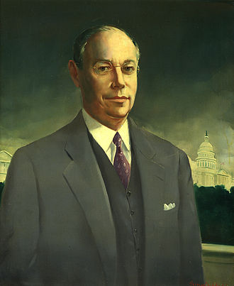 1952 Republican Party presidential primaries - Image: Robert a taft