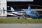 Robinson R-22 Beta II 'G-PBRL' (31161436305).jpg