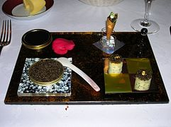 Robuchon Caviar dishes.jpg