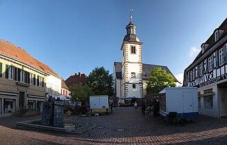 Rockenhausen - Image: Rockenhausen 01s