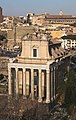 Roma - Foro Romano - 002 - Templo de Antonino y Faustina.jpg