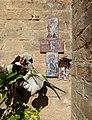 Roman Catholic images at the Isola di San Michele.JPG