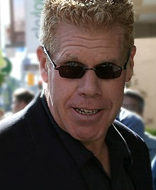 O actor estatounitense Ron Perlman, en una imachen de 2006.