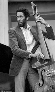 Ron Carter American jazz bassist, cellist, and composer