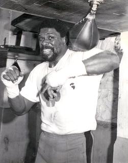 Ron Lyle American boxer