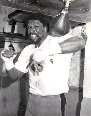 Ron Lyle - Image: Ron Lyle boxer 2