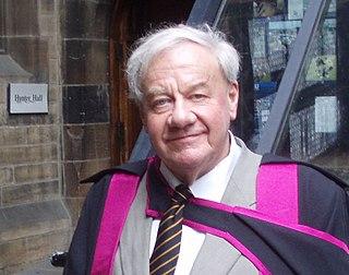 Ronald Drever British physicist