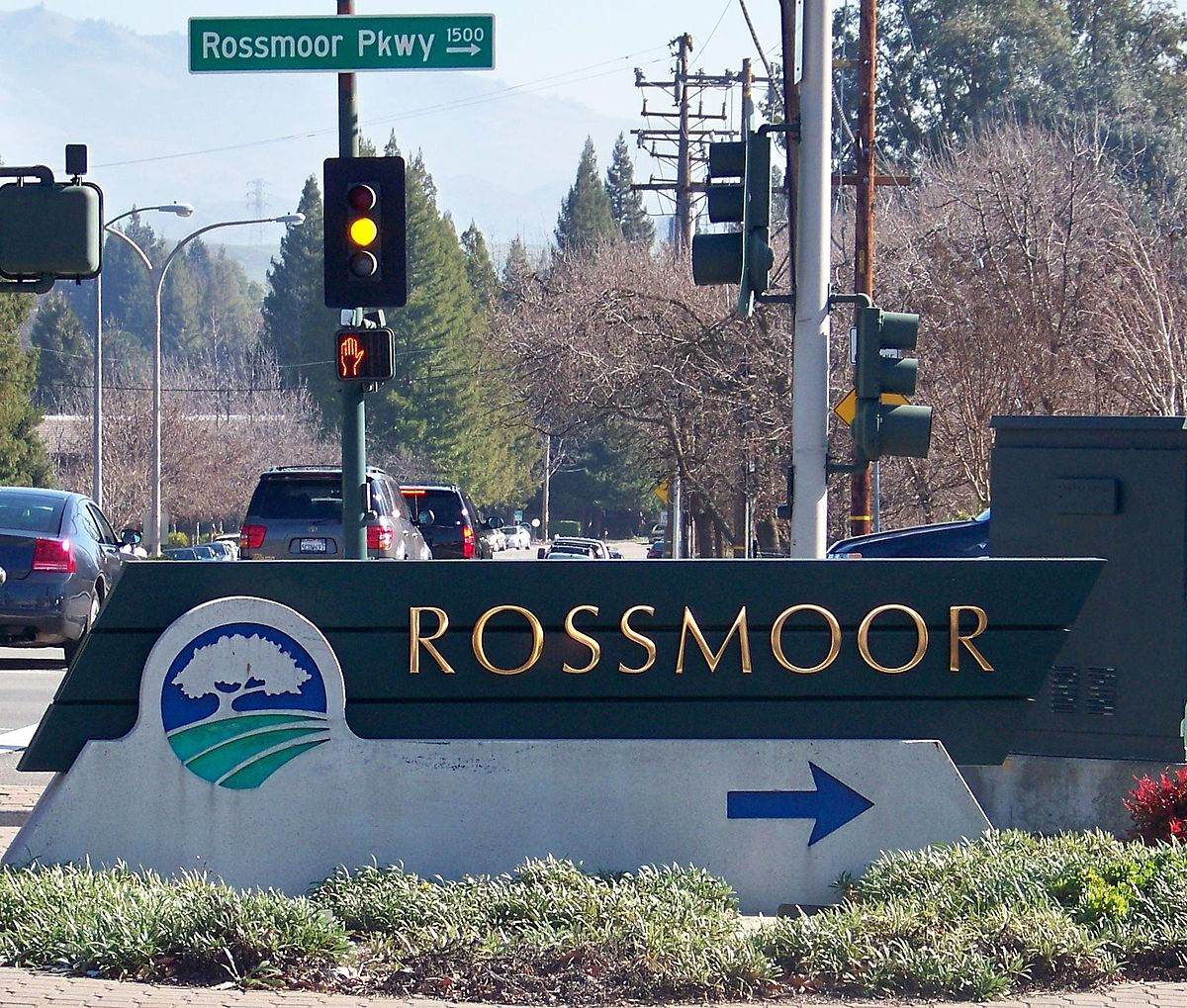 Rossmoor, Walnut Creek, California
