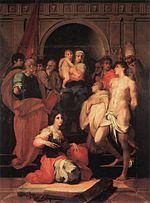 Rosso Fiorentino - Madonna Enthroned and Ten Saints - WGA20123.jpg