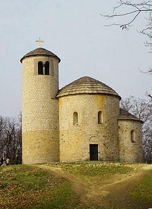 Románské stavby v čr