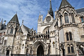 Royal Courts of Justice 20130414 065.JPG