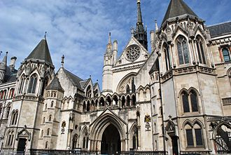 Legitimate expectation - The Royal Courts of Justice, London. The doctrine of legitimate expectation was predominantly developed by the UK courts.