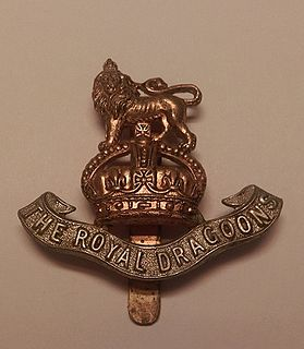 1st The Royal Dragoons