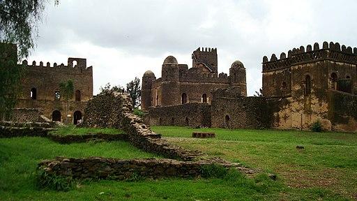 Royal Enclosure at Gondar
