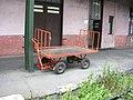 Ruční zavazadlový vozík, Masarykovo nádraží.jpg