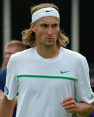 Ruben Bemelmans - Ruben Bemelmans at the 2011 Wimbledon Championships