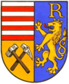 Coat of arms of Rudolfov