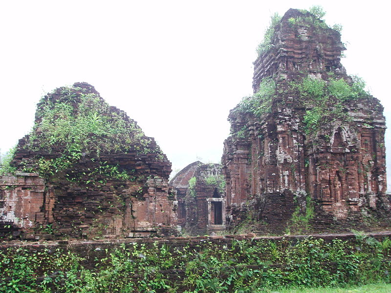 File:Ruins of my son vietnam.jpg