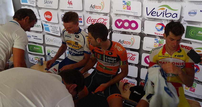 Rumillies (Tournai) - Tour de Wallonie, étape 1, 26 juillet 2014, arrivée (B19).JPG
