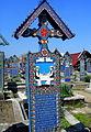 Rumunia, Sapanta, Wesoły Cmentarz -Aw58- 28 kwietnia 2012 r.SDC12102.JPG