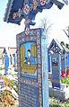 Rumunia, Sapanta, Wesoły Cmentarz DSCF7061.jpg