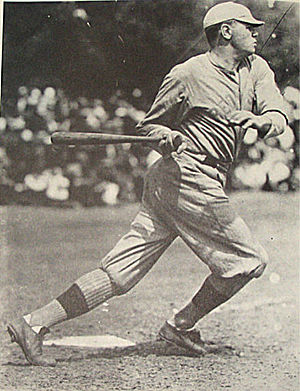 1918 World Series - Babe Ruth in 1918